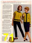 1966 Montgomery Ward Fall Winter Catalog, Page 71