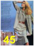 1988 Sears Spring Summer Catalog, Page 45