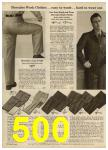 1959 Sears Spring Summer Catalog, Page 500
