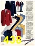 1981 Sears Spring Summer Catalog, Page 438