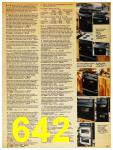 1987 Sears Fall Winter Catalog, Page 642