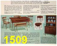 1964 Sears Spring Summer Catalog, Page 1509