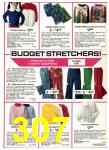 1976 Sears Fall Winter Catalog, Page 307