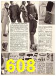 1969 Sears Fall Winter Catalog, Page 608