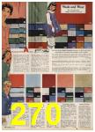 1959 Sears Spring Summer Catalog, Page 270