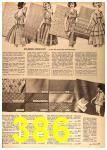 1964 Sears Spring Summer Catalog, Page 386