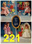 1967 Montgomery Ward Christmas Book, Page 221