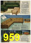 1968 Sears Fall Winter Catalog, Page 959