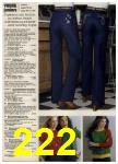1980 Sears Fall Winter Catalog, Page 222