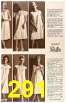 1964 Sears Spring Summer Catalog, Page 291