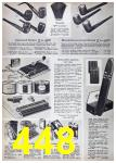 1967 Sears Spring Summer Catalog, Page 448