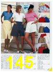1985 Sears Spring Summer Catalog, Page 145