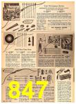 1964 Sears Spring Summer Catalog, Page 847