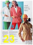 1973 Sears Spring Summer Catalog, Page 23