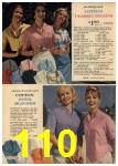 1961 Sears Spring Summer Catalog, Page 110