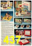 1981 Montgomery Ward Christmas Book, Page 437