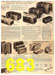 1956 Sears Fall Winter Catalog, Page 683