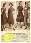 1958 Sears Fall Winter Catalog, Page 47