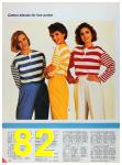 1986 Sears Spring Summer Catalog, Page 82