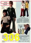 1974 Sears Fall Winter Catalog, Page 306