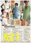 1977 Sears Spring Summer Catalog, Page 521