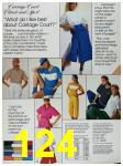 1988 Sears Spring Summer Catalog, Page 124