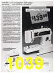1985 Sears Fall Winter Catalog, Page 1039