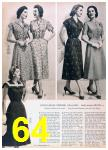 1957 Sears Spring Summer Catalog, Page 64