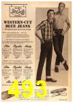 1964 Sears Spring Summer Catalog, Page 493