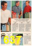 1964 Sears Spring Summer Catalog, Page 637