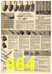 1962 Sears Fall Winter Catalog, Page 964