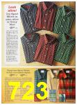 1967 Sears Fall Winter Catalog, Page 723