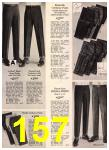 1965 Sears Fall Winter Catalog, Page 157