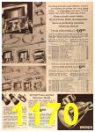 1963 Sears Fall Winter Catalog, Page 1170
