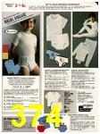 1982 Sears Fall Winter Catalog, Page 374