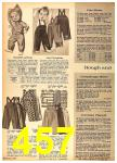 1962 Sears Fall Winter Catalog, Page 457