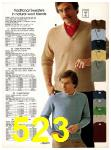 1982 Sears Fall Winter Catalog, Page 523