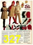 1969 Sears Fall Winter Catalog, Page 327