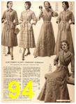 1956 Sears Fall Winter Catalog, Page 94