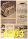 1963 Sears Fall Winter Catalog, Page 1203