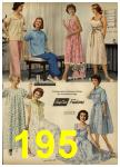 1959 Sears Spring Summer Catalog, Page 195