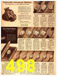 1942 Sears Spring Summer Catalog, Page 498