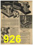1962 Sears Spring Summer Catalog, Page 926