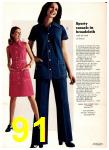 1974 Sears Spring Summer Catalog, Page 91