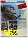 1986 Sears Fall Winter Catalog, Page 562