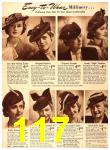 1940 Sears Fall Winter Catalog, Page 117