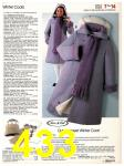 1982 Sears Fall Winter Catalog, Page 433