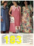 1980 Sears Spring Summer Catalog, Page 183