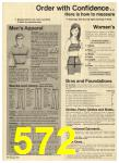 1974 Sears Spring Summer Catalog, Page 572