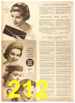 1958 Sears Fall Winter Catalog, Page 212